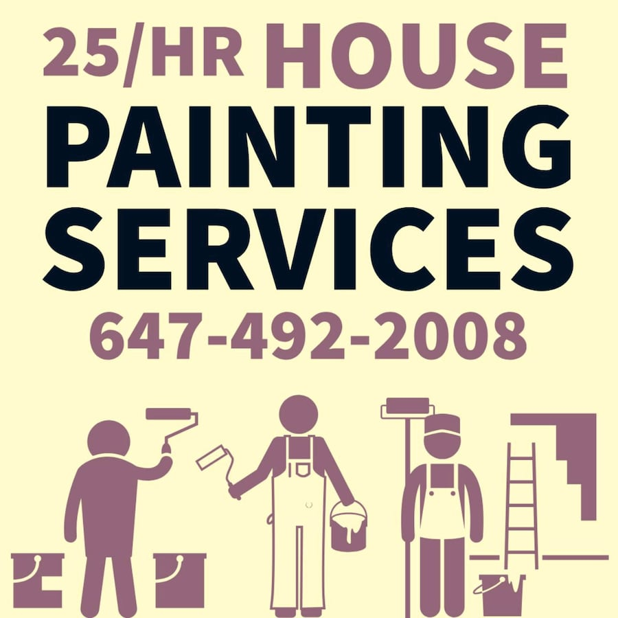 contracting painter house renovation painting