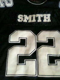 DALLAS COWBOYS GOAT RB EMMITT SMITH JERSEY Washington