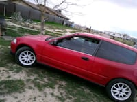 red 5-door hatchback Madera, 93638