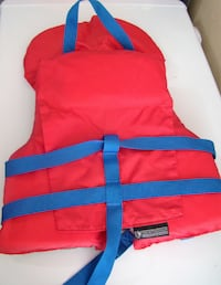 EUC child Life jacket
