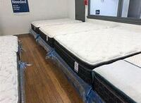 Brand New With Warranty Queen Pillowtop Mattresses 2223 mi