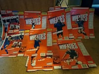 Five soccer Wheaties uncut unfilled boxes Cumming, 50061