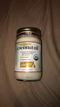 Brand new Organic coconut  oil Saint Marys, 45885