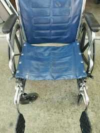 Trader EX2 wheelchair
