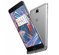 OnePlus 3 64GB Unlocked Phone Perfect Condition Toronto, M6M 2R6