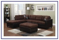 L shape sofa sectional new Fernandina Beach