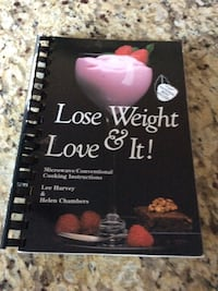Lose Weight & Love It! by Lee Harvey and Helen Chambers book Surrey, V4N 0B7