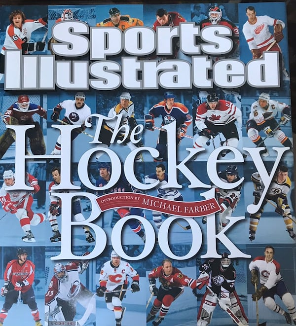 Sports Illustrated's The Hockey Book (Hardcover) 8812cd81-559a-433e-94df-9fdfa3ad2d57
