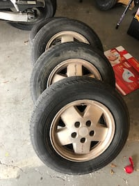 Chevrolet S 10 wheels and tires Lakeland