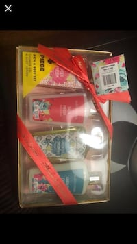 Bath and body set  Shelby, 28152