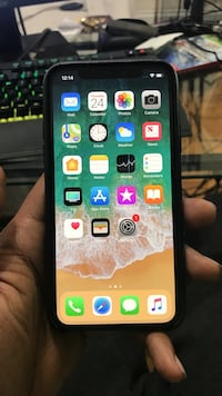iPhone X 256gb AT&T Space Grey (basically brand new) New York, 10033