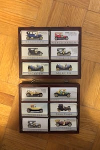 Collection of antique cars for sale Pickering, L1W 2P1