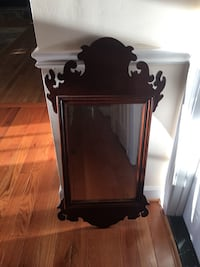 THE BOMBAY COMPANY COLONIAL WILLIAMSBURG CHIPPENDALE STYLE BEVELED MIRROR Fairfax Station, 22039