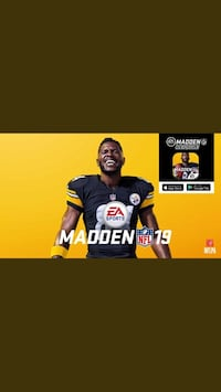 Madden 19 xbox 1 Cranberry Township, 16066