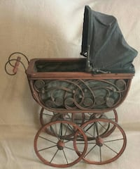 Vintage Doll Carriage Somerset