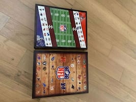 NFL wall art
