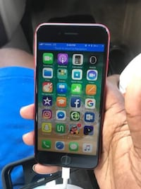 Unlocked  red 8+, space 256GB Great condition n Ahmic Harbour