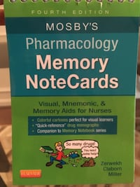 Pharmacology Mnemonic for Nurses Falls Church