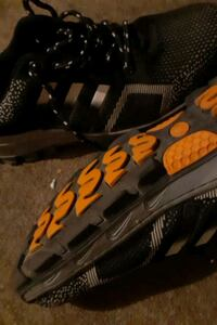 Steel toed addidas work shoes  new