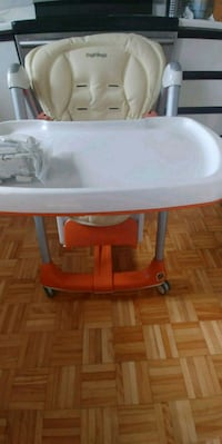 Peg-Perego Prima Papa high chair. Laval, H7R 5V9