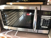 stainless steel and black microwave oven New York, 10309