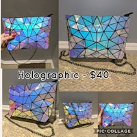 NEW HOLOGRAPHIC PURSE Hamilton, L9B 2M9