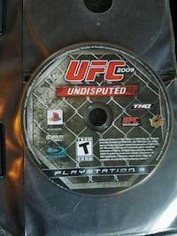 PS3 Playstation 3 UFC 2009 Video game Langhorne, 19047