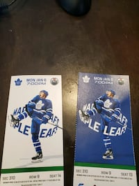 Leaf tickets