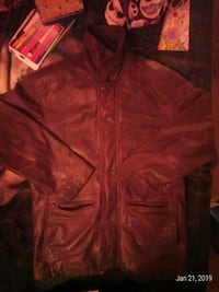 Brown Danier Leather Jacket Burnaby, V5A 4G5