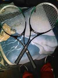 2 cooper rackets for 40 greatdeal Vancouver, V6A 4C6