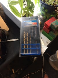 Screw and drill set all the 10 pieces are here  Cochrane, T4C 0L3