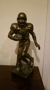 RB Football Statue  Vaughan, L4J 4S8