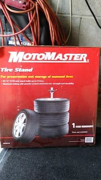 MOTOMASTER TIRE STAND - $50 obo Vaughan