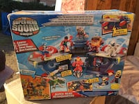 assorted-color LEGO toy box 2273 mi