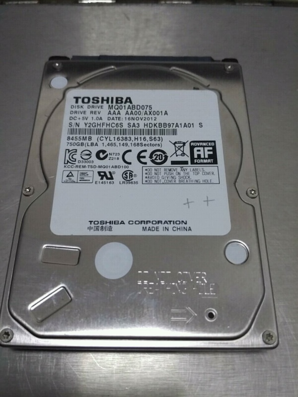 750gb. 2,5 Laptop diski 42bee860-2da1-4164-8e0a-5857cd6c0ca5