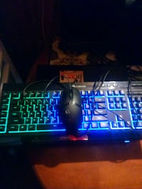 Gaming PC keyboard and mouse Halethorpe, 21227