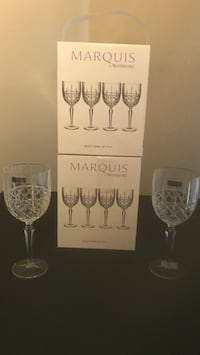 Waterford Marquis Crystal wine glasses! Houston, 77042