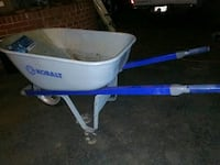 Kolbolt wheel barrow Suitland-Silver Hill