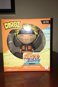 DORBZ Naruto Vinyl Collectible #314