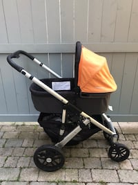 Uppababy Stroler normal wear and tear Brookline, 02445