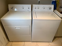 Washer and dryer - kenmore Vaughan, L4L 6V9