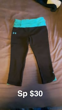 blue and black Under Armour sweatpants London, N5Y 5K2