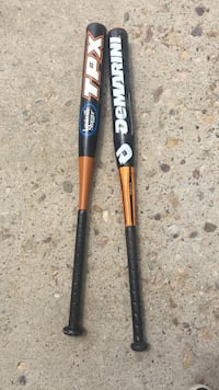 Demarini Vandetta 32in 20oz.                 LS TPX 31in 19oz Ogden, 84401