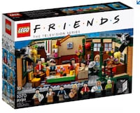 Lego Ideas Friends Central Perk - 21319 Markham