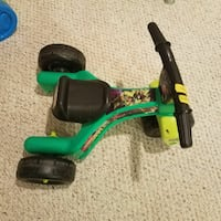 toddler's green and black trike Germantown, 20874