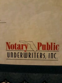 Licensed Florida Notary Pensacola