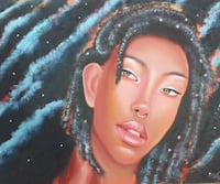 Willow Smith Oil Painting  Toronto, M6N 1H5