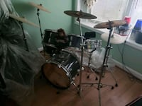 LudWig Pro Beat Rocker Set  Rockville