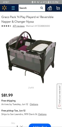 Graco pack n play Fort Worth, 76106