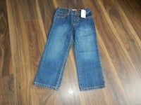 *New with Tags* Childrens Place Size 3T Jeans $10 PU Morinville Morinville